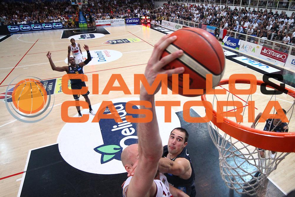 Peric Hrvoje<br /> Umana Reyer Venezia - Dolomiti energia Trento<br /> Lega Basket Serie A 2016/2017<br /> Play Off Finale Gara 6 <br /> Trento 20/06/2017<br /> Foto Ciamillo-Castoria/A. Gilardi
