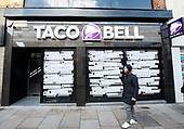 Taco Bell Hammersmith 21st November 2018