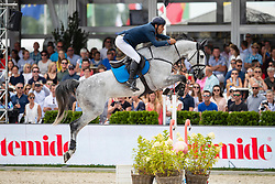 Turchetto Roberto, ITA, Clarico<br /> Grand Prix Rolex powered by Audi <br /> CSI5* Knokke 2019<br /> © Hippo Foto - Dirk Caremans<br /> Turchetto Roberto, ITA, Clarico
