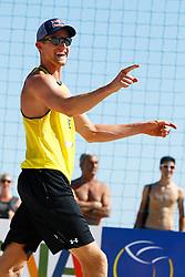 20140605 ITA: EK Beachvolleybal, Cagliari<br /> Robert Meeuwsen<br /> ©2014-FotoHoogendoorn.nl / Pim Waslander