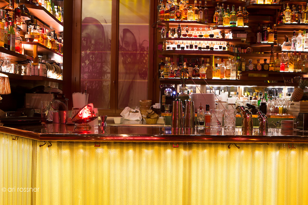 Bar Andy Wahloo après rénovation