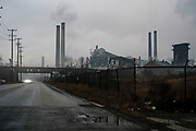The United States Steel Coke Works in Clairton, Pa.<br /> <br /> The Clairton Works, the largest coke manufacturing facility in the United States, is one of the biggest sources of air quality complaints in the region. Making coke is one of the dirtiest processes in making steel.<br /> <br /> The plant carbonizes coal to make coke, a fuel necessary to make steel.