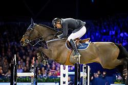 Lennon Dermott, (IRL), Loughview Lou-Lou <br /> Anemone Horse Truck Grote Prijs van Amsterdam powered by Stoeterij Sterrehof<br /> Jumping Amsterdam 2017<br /> © Hippo Foto - Leanjo de Koster<br /> 29/01/2017