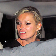 18.JUNE.2009 - LONDON<br /> <br /> KATE MOSS ATTENDED THE HOPING FOUNDATION CHARITY EVENT HELD AT CAFE DE PARIS.<br /> <br /> BYLINE: EDBIMAGEARCHIVE.COM<br /> <br /> *THIS IMAGE IS STRICTLY FOR UK NEWPSPAPERS &amp; MAGAZINES ONLY*<br /> *FOR WORLDWIDE SALES OR WEB USE PLEASE CONTACT EDBIMAGEARCHIVE - 0208 954 5968*