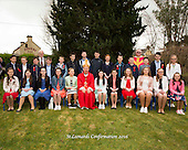 Gusserane, Ballycullane & St. Leonards Confirmation 2016