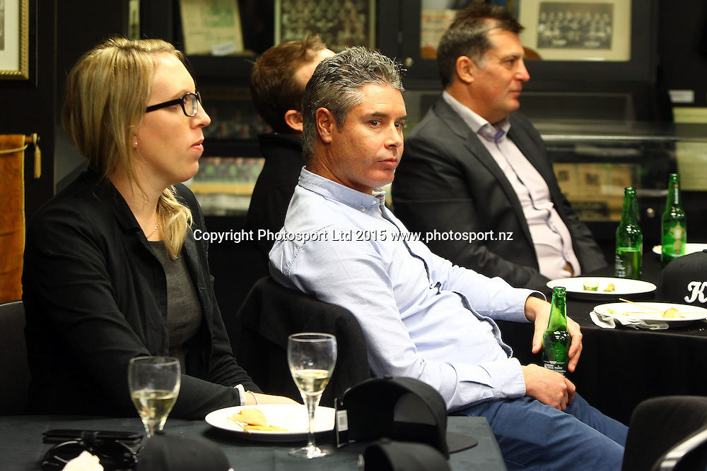 NZRL, New Zealand Rugby League sponsors luncheon. NZRL Museum, Penrose, Auckland. 24 July 2015. Copyright Photo: William Booth / www.photosport.nz