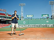Red Sox Grounds Crew