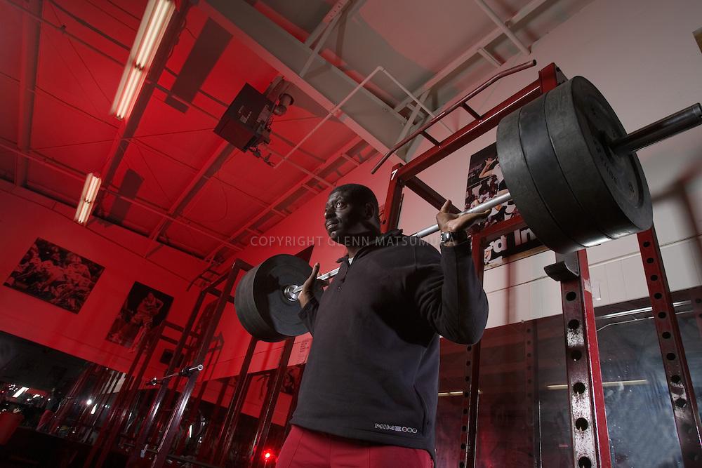 Robert Weir, Stanford weight lifting coach