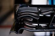 November 21-23, 2014 : Abu Dhabi Grand Prix, Williams wing detail