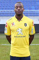Lamarana DIALLO - 04.10.2014 - Photo officielle Sochaux - Ligue 2 2014/2015<br /> Photo : Icon Sport