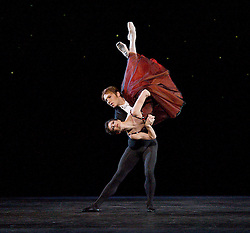 The Royal Ballet, The Royal Opera House, Covent Garden, London, Great Britain, December 20, 2012. Photo by Elliott Franks / i-Images. .