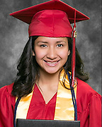 East Early College High School 2016 co-valedictorian Mirayda Martinez.