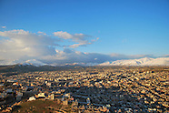 Snow in Sulaimaniyah
