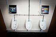 Captive Media installation at TenPin, Acton, London