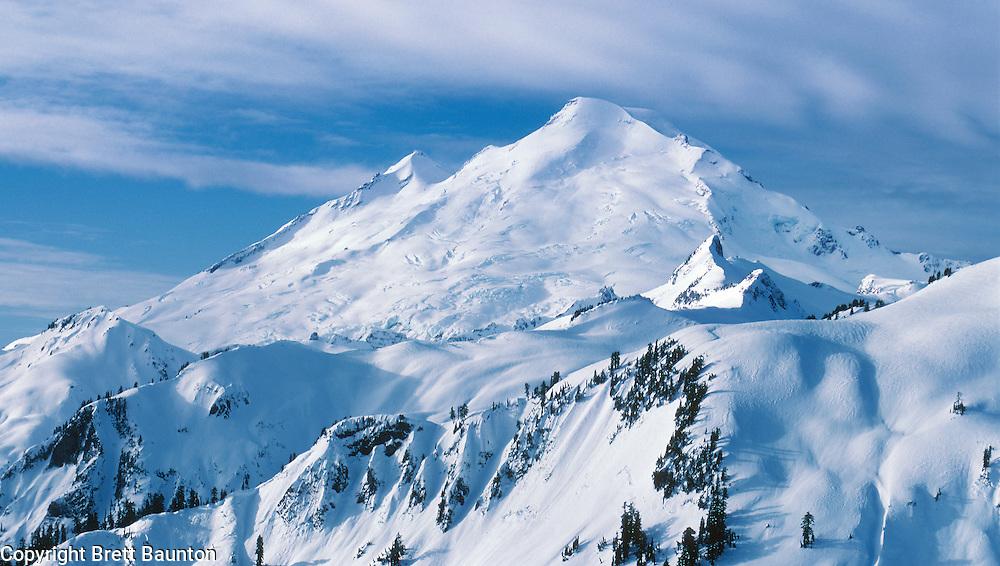 Mt. Baker, Winter