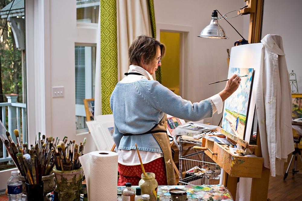 Artist Jodie Rippy