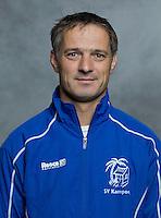 UTRECHT -  Assistent coach Dave Smolenaars, Kampong Heren I,  seizoen 2012-2013. FOTO KOEN SUYK
