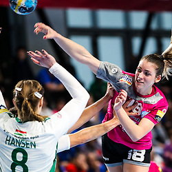 20181110: SLO, Women's EHF Champions League 2017/18, RK Krim Mercator vs Gyoeri Audi ETO KC