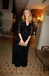 Model JODIE KIDD at the Holders Season Barbados Comes to London night at the Landmark Hotel, Marylebone Rd, London on 1st February 2007.<br /><br />NON EXCLUSIVE - WORLD RIGHTS