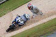 Barber - Crash Sequences - AMA Pro Road Racing - 2010
