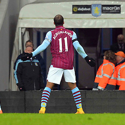 Aston Villa v Southampton | Premier League | 24 November 2014