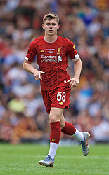BRADFORD, ENGLAND - Saturday, July 13, 2019: Liverpool's Ben Woodburn during a pre-season friendly match between Bradford City AFC and Liverpool FC at Valley Parade. (Pic by David Rawcliffe/Propaganda)