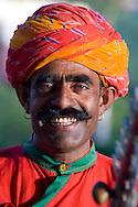 Rajasthan guard, India