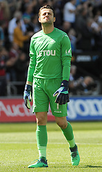 Lukasz Fabianski of Swansea City -Mandatory by-line: Nizaam Jones/JMP- 13/05/2018 - FOOTBALL - Liberty Stadium - Swansea, Wales - Swansea City v Stoke City - Premier League