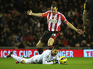 Sunderland v Swansea City 290113