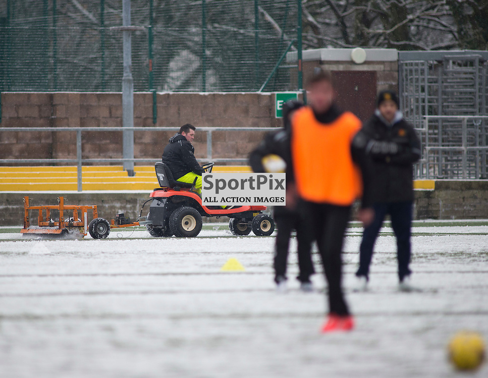 Annan Athletic v East Fife SPFL2 16 January 2016<br />Pre match <br />(c) Russell G Sneddon / SportPix.org.uk