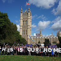 Mass lobby for rights of EU citizens in the UK & British citizens in the