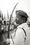 Masskonverteringen i Nagpur, Maharashtra, India