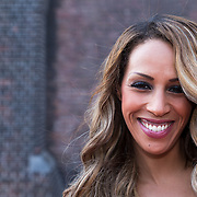 NLD/Amsterdam/20130714 - AFW 2013 Zomer, modeshow Tony Cohen inloop, Glennis Grace