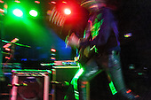 The Jon Spencer Blues Explosion performing at But Club