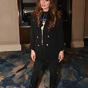 Legha Yusif an Iranian - Lebanese Model and Singer attend the BritAsiaTV Presents Kuflink Punjabi Film Awards 2019 at Grosvenor House, Park Lane, London,United Kingdom. 30 March 2019