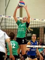12-04-2014 NED: Finale vv Alterno - Sliedrecht Sport, Apeldoorn<br /> Lisette Stindt