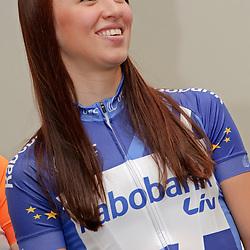 13-01-2016: Wielrennen: Ploegenpresentatie Rabo Liv Cyclingteam: Papendal: Arnhem: Ladies Cycling: Dames Wielrennen: Kasia Niewiadoma