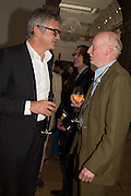 JAY JOPLING; BILL WOODROW, Royal Academy Summer exhibition party. Piccadilly. 7 June 2016
