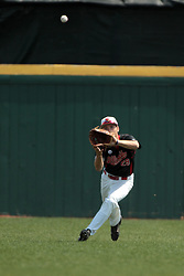 26 April 2014:  Sean Beesley during an NCAA Division 1 Missouri Valley Conference (MVC) Baseball game between the Southern Illinois Salukis and the Illinois State Redbirds in Duffy Bass Field, Normal IL