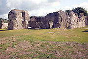 Ruins of Saint Pancras priory, Lewes, East Sussex, England
