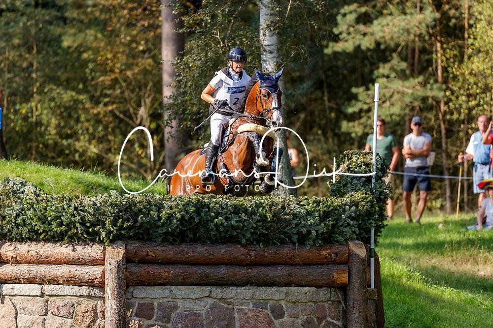 Loge Laura, BEL, Absolute Allegro<br /> European Championship Eventing<br /> Luhmuhlen 2019<br /> © Hippo Foto - Dirk Caremans