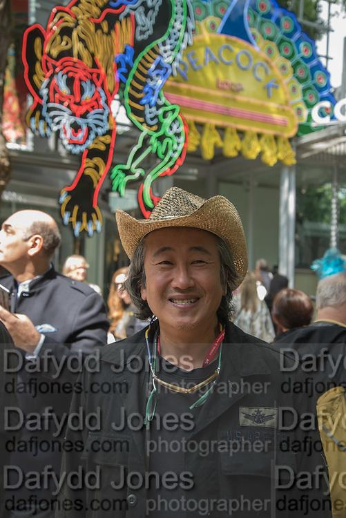KOREAN PAVILION; CODY CHOI, Venice Biennale, 10 May 2017