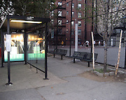 """**EXCLUSIVE**.City Park Playground and Bus Stop where Tim Robbins ignoring City Park's Playground Rules that Prohibits """"Roller Skates"""" and Adults without children was playing """"Roller Skate Hockey"""" with his male friends at William F. Passannante Ballfield Public Park..While a Mother was waiting at the bus stop with her son, the ball pass trough the fence and hit the boy's foot, he was crying, so Tim rushed out of the Park to take care of the little boy, one of Tim's teammates rushed inside a local grocery store and brought ice in a black bag. Tim attended to the boy by putting ice on his foot and verifying that it wasn't broken. Be on the look out for a lawsuit..West Village.New York City, NY, USA .Sunday, September 23, 2007.Photo By Celebrityvibe.com.To license this image call (212) 410 5354 or;.Email: celebrityvibe@gmail.com; ."""