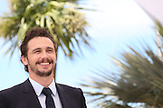 James Franco attends the 'As I Lay Dying' photocall during the 66th Annual Cannes Film Festival at the Palais des Festivals on May 20, 2013 in Cannes, France..