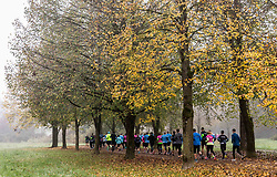 Garmin Run - Priprave na 22. Volkswagen  Ljubljanski maraton 2017, on October 14, 2017 in Mostec, Ljubljana, Slovenia. Photo by Vid Ponikvar / Sportida