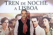 0409114 Jeremy Irons 'Night Train to Lisbon' Madrid Photocall
