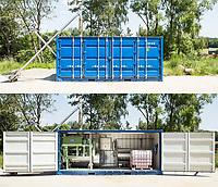 mobile Ölpresse, Waldland GmbH