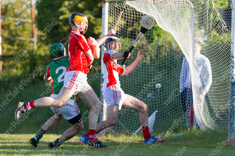 Action from Crusheen V Clooney-Quin