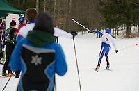 Nordic Race at Proctor/Blackwater Andover, New Hampshire February 13, 2013.  Karen Bobotas Photographer