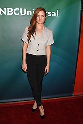 Grace Gummer  bei der NBC Universal Summer Press Tour in Beverly Hills / 030816 <br /> <br /> ***NBC Universal Summer Press Tour at the Beverly Hilton on August 3rd, 2016***